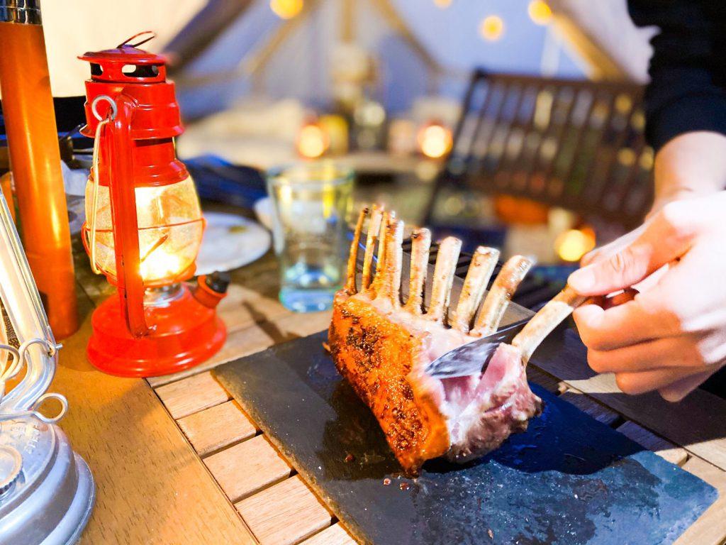 GRACE NISKEO-BBQコース-